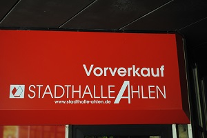Foto: Stadthalle